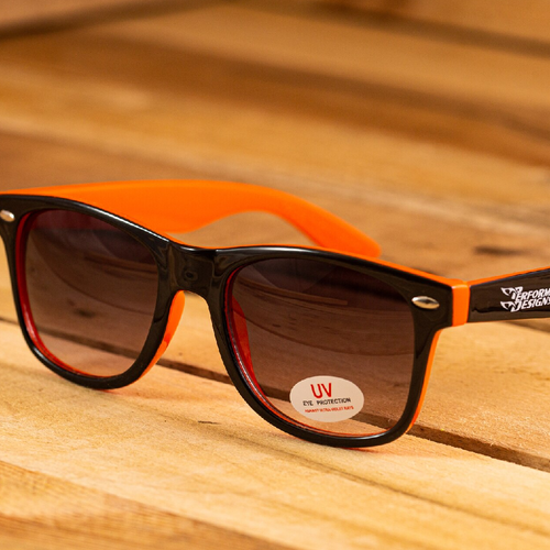 PD Sonnenbrille Orange
