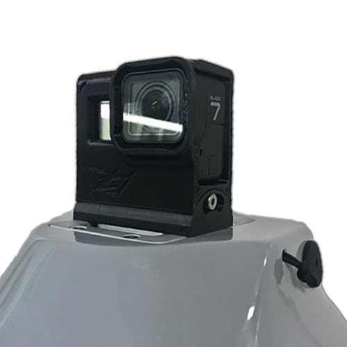 Tonfly GoPro 5-7 Safety Box - Flat Base
